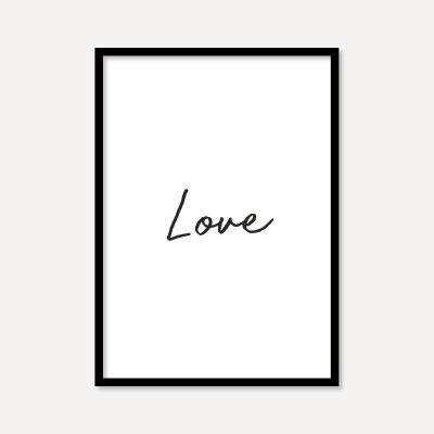 Love | Poster